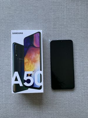 UNLOCKED Samsung A50 Galaxy Phone (Brand new + Manufacturer Warranty) for Sale in Rancho Cucamonga, CA