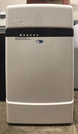 Whynter ARC-12SDH 12,000 BTU Dual Hose Portable Air Conditioner with Heater for Sale in Houston, TX