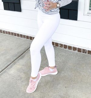 New Solid White Leggings Soft as Lularoe for Sale in Saginaw, MI