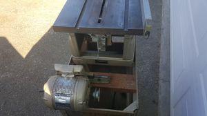 Vintage craftsman table saw. for Sale in Lynnwood, WA