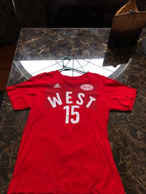 Adidas Nba shirt for Sale in Cleveland, TN