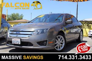 2012 Ford Fusion for Sale in Bellflower, CA