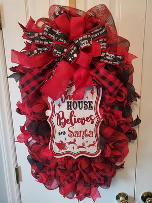Christmas Swag Wreath for Sale in Greensboro, NC