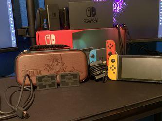 -Nintendo Switch Bundle- for Sale in Williston,  ND