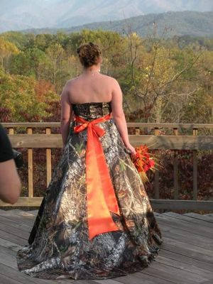 Camo Wedding/Formal Dress for Sale in Bulger, PA