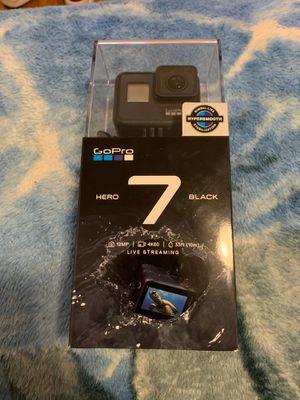 GoPro Hero 7 Black for Sale in Rockville, MD