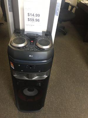 1000 Watt LG Speaker/DJ Equipment for Sale in Mesa, AZ