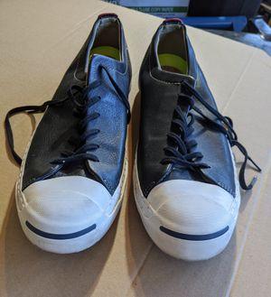 Leather Converse men's 11 for Sale in Las Vegas, NV