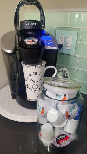 Latte, Cappuccino, Coffee, Tea, Boil water - Keurig for Sale in Chino Hills, CA