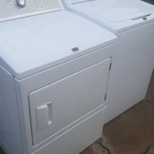 Maytag Electric Dryer And Washer Set for Sale in Houston, TX