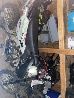125 dirt bike for Sale in Tacoma, WA