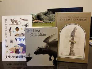 Last Guardian Collector's Edition for Sale in Clinton Township, MI