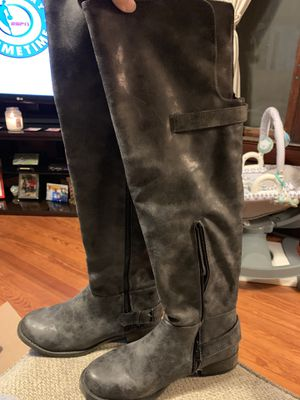 Long boots for Sale in Austin, TX