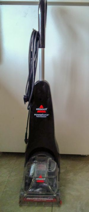 Bissell Power Force Power Brush Carpet Cleaner for Sale in Queens, NY