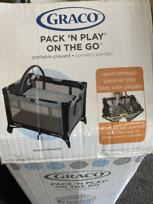 Graco pack n play on the go for Sale in Lincoln, CA