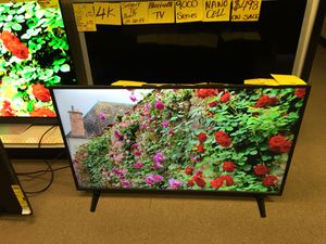 $139 New sale price! Insignia 50 inch HDTV-LED 4K Smart TV Fire Edition NS–50DF711SE21 for Sale in Norcross, GA