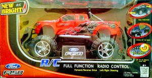 New Bright Fully Functional Radio Controlled Ford F150 Truck for Sale in Haltom City, TX