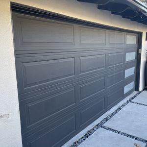 Used garage door and opener for Sale in Long Beach, CA