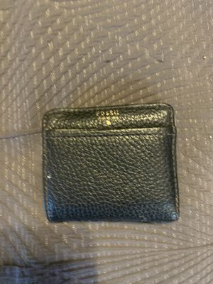 Fossil wallet for Sale in Arlington, TX