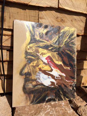 Oil Painting/ Indian Spirit for Sale in Vernon, AZ