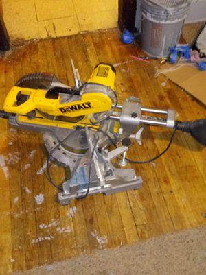 Dewalt meter saw for Sale in Detroit, MI