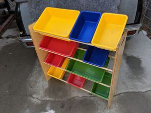 Kids shelves, organizer, storage for Sale in Ontario, CA