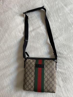 Gucci web small messenger bag for Sale in Alhambra, CA