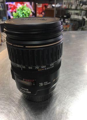 Canon 28-135mm for Sale in Orlando, FL