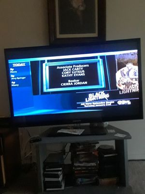 Samsung tv 55inch for Sale in Silver Spring, MD