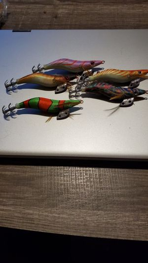 Squid jigs for Sale in Revere, MA