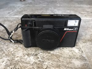 Nikon L 35 AF film camera for Sale in Carlsbad, CA