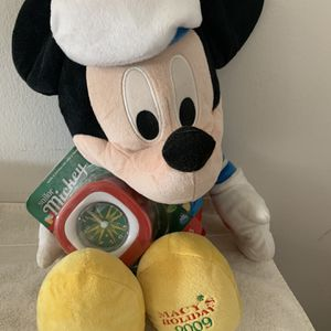 Sailor Mickey w/ Alarm Clock for Sale in Glendale Heights, IL