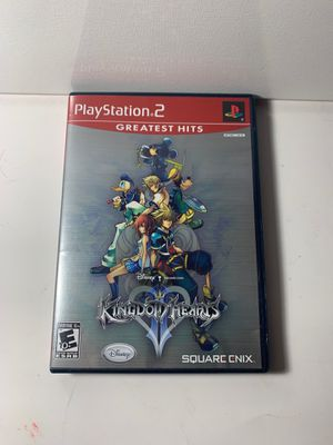 Kingdom hearts ps2 for Sale in Sugar Hill, GA