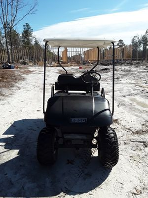 E-Z-GO electric golf cart for Sale in Augusta, GA