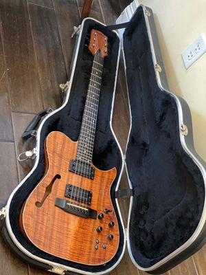 Carvin 6-String Hollow-Body Electric Guitar for Sale in El Cajon, CA