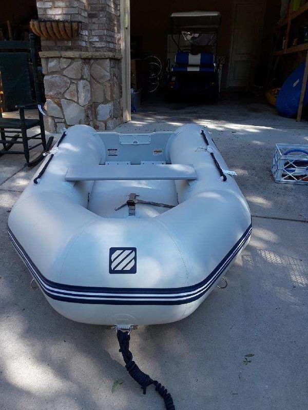 West Marine Inflatable Boat