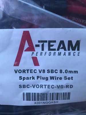 Brand New Never Used Never Opened Spark Plug Wires for Sale in Seattle, WA