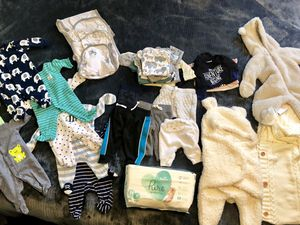 Newborn baby boy clothes for Sale in New York, NY