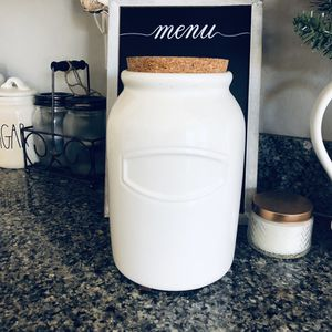 White canister for Sale in Mesa, AZ