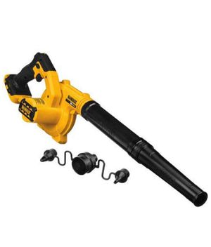 Dewalt DCE100 20V Max Cordless Lithium-Ion Jobsite Blower (Tool Only) for Sale in Lawrenceville, GA