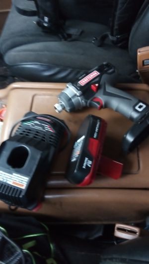 3/8 impact driver 19.2 v for Sale in Silver Spring, MD