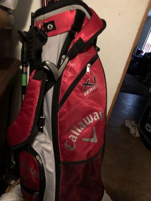Boys' Callaway Golf Clubs + Bag, plus other clubs for Sale in Austin, TX