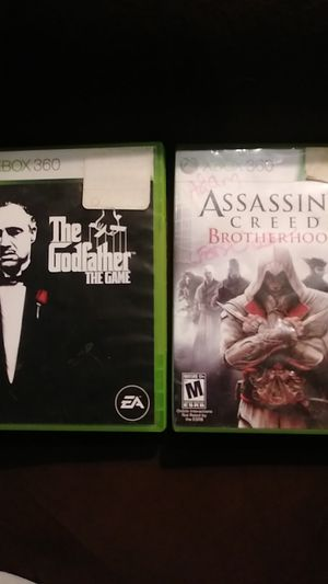 Xbox360 games for Sale in Buffalo, NY