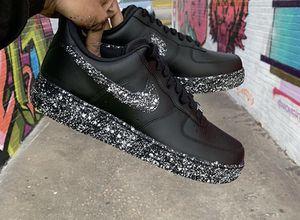 Custom Oreo Nike AF1's for Sale in Rancho Cucamonga, CA