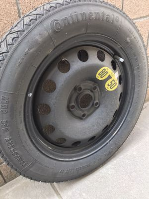 Continental 5 lug spare tire Brand New for Sale in Rancho Cucamonga, CA