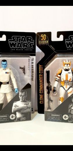 Star Wars ARCHIVE Collection Black Series for Sale in Houston,  TX