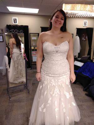 Stella York Wedding Dress for Sale in Seattle, WA