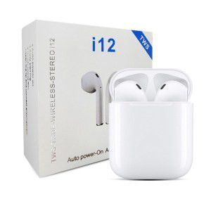 i12 TWS  AirPods Style Earbuds Smart Touch Control Headset for Sale in Pico Rivera, CA