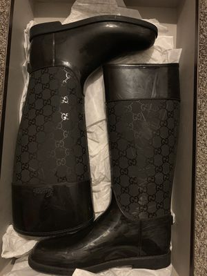 Gucci Rain Boots for Sale in Henderson, NV