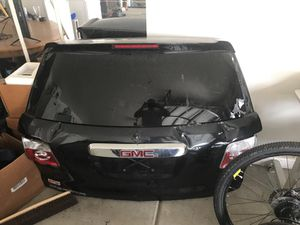 GMC Acadia liftgate for parts or whatever for Sale in undefined